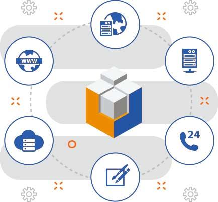 Da-manager's Web Design & Hosting Services