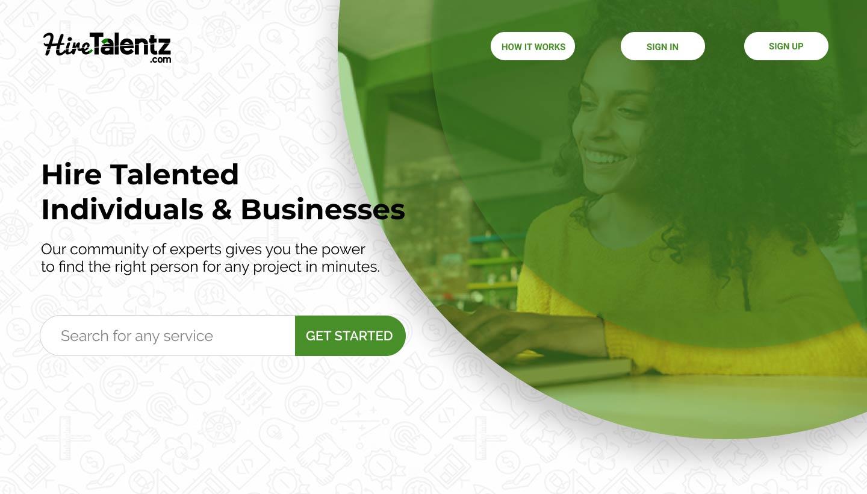 Da-manager's Clients Website Design