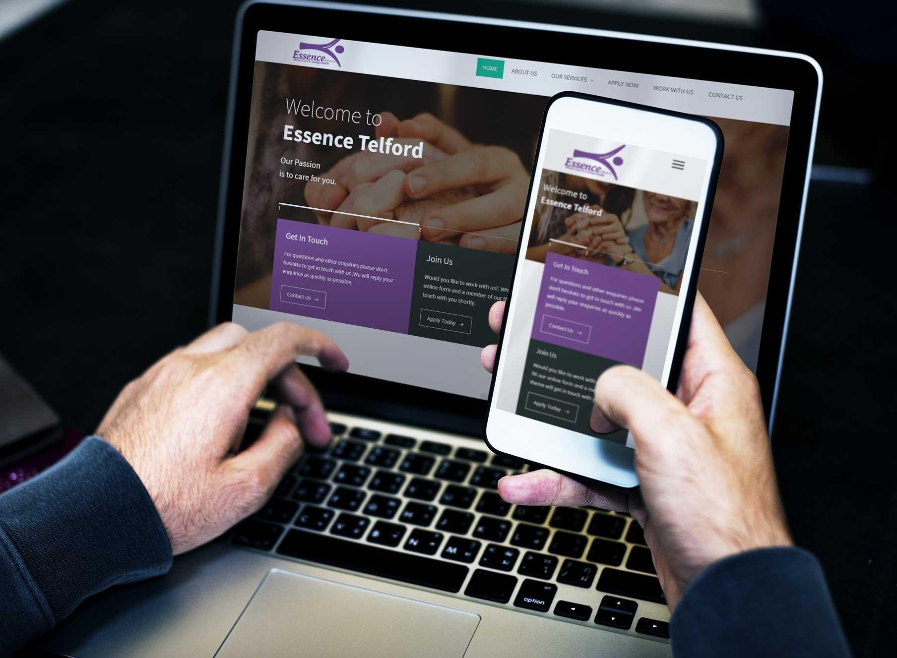 Essence Kare Branding, Social Media Marketing & Web Design