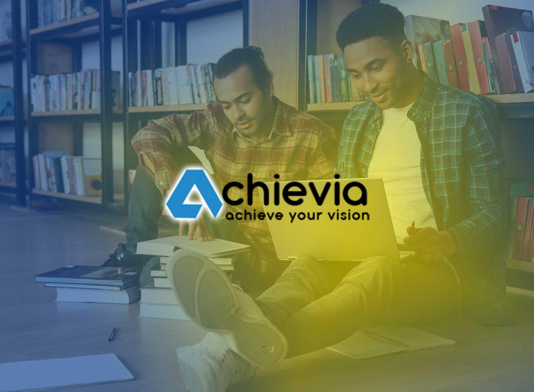 Achievia Consulting Branding & Web Design